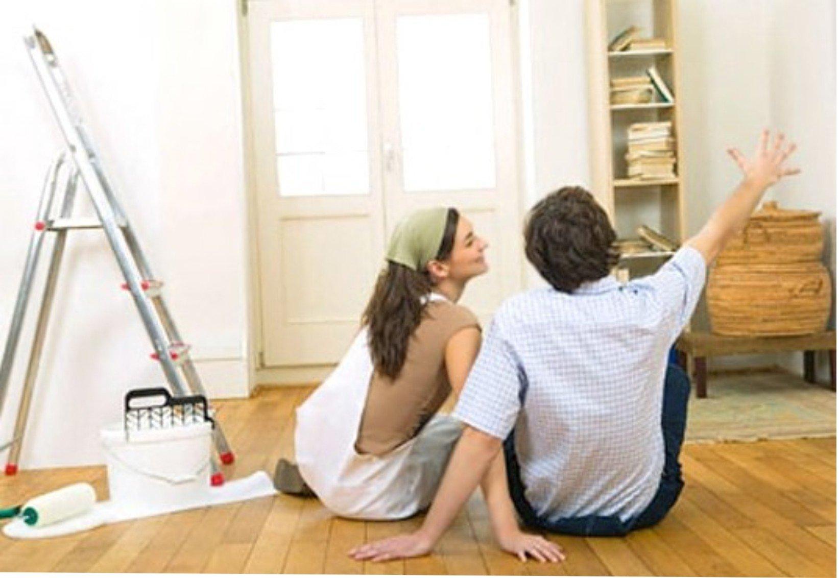 С чего начать косметический ремонт в квартире своими руками